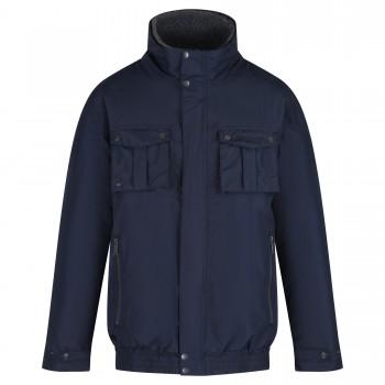 Фото Куртка утепленная Ralston (RMP278-540), Цвет - темно-синий, Городские куртки