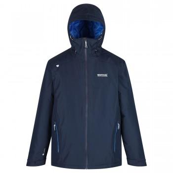 Фото Куртка утепленная Thornridge II (RMP281-540), Цвет - темно-синий, Городские куртки