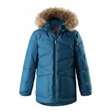 Аляска пуховая Down jacket Jussi
