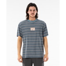Футболка MIND WAVE STRIPE TEE