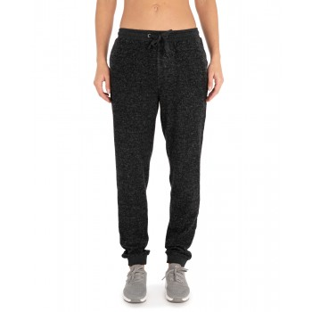 Фото Спортивные штаны COSY TRACKPANT (GPAED4-3442), Цвет - черный, Для активного отдыха