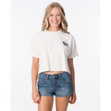 Футболка KEEP ON SURFIN CROP TEE