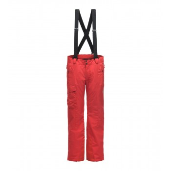 Фото Брюки горнолыжные SENTINEL REGULAR (181742-600), Цвет - красный, Горнолыжные и сноубордные