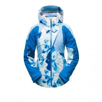 Фото Куртка горнолыжная LEADER (182724-485), Цвет - синий, голубой, Горнолыжные и сноубордные
