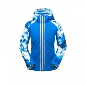 Фото Куртка горнолыжная RHAPSODY (182736-482), Цвет - синий, голубой, Горнолыжные и сноубордные