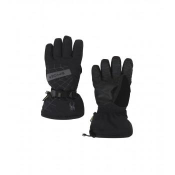 Фото Перчатки горнолыжные OVERWEB GTX (185008-015), Цвет - черный, Горнолыжные перчатки