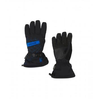 Фото Перчатки горнолыжные OVERWEB GTX (185008-017), Цвет - черный, синий, Горнолыжные перчатки