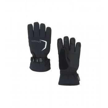 Фото Перчатки горнолыжные PROPULSION (185016-001), Цвет - черный, Горнолыжные перчатки