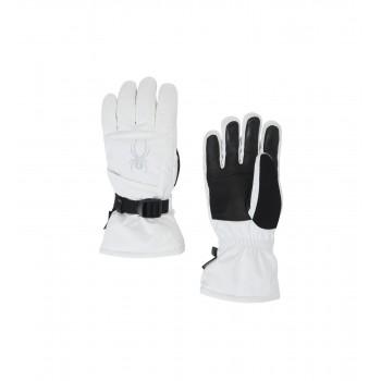 Фото Перчатки горнолыжные SYNTHESIS GTX (185060-100), Цвет - белый, Горнолыжные перчатки