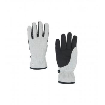 Фото Перчатки горнолыжные BANDITA STRYKE (185084-100), Цвет - белый, черный, Горнолыжные перчатки