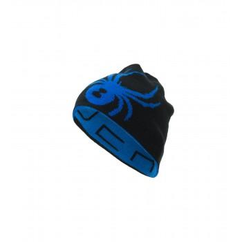 Фото Шапка REVERSIBLE INNSBRUCK (185100-482), Цвет - синий, черный, Шапки и повязки