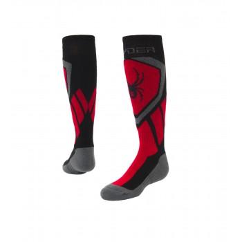 Фото Носки BOY'S DARE (185230-001), Цвет - черный, красный, Носки