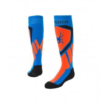 Фото Носки BOY'S DARE (185230-482), Цвет - синий, оранжевый, черный, Носки