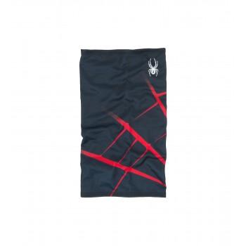 Фото Бандана T-HOT (185506-019), Цвет - черный, красный, Банданы