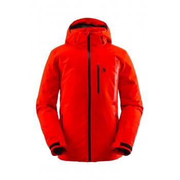 Фото Горнолыжная куртка TRIPOINT GTX (191028-620), Цвет - красный, Горнолыжные куртки