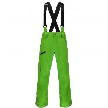 Фото Брюки горнолыжные Boy's Propulsion (231019-321), Цвет - салатовый, Горнолыжные и сноубордные
