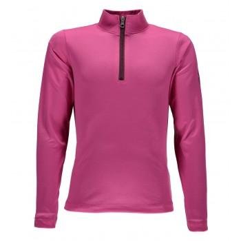 Фото Фуфайка Girl's Savona (239039-678), Цвет - розовый, бордовый, Регланы