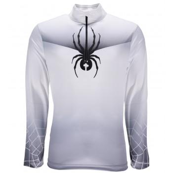 Фото Фуфайка Limitless 1/4 Zip Dry Web (417068-053), Цвет - серый, белый, Регланы