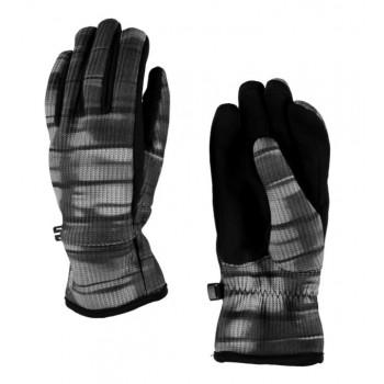 Фото Перчатки Stryke Fleece Conduct (506086-009), Цвет - черный принт, Перчатки