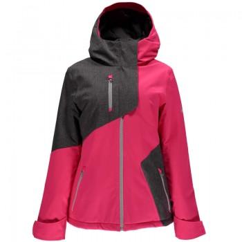Фото Куртка горнолыжная AVERY (564278-671), Цвет - розовый, серый, Горнолыжные