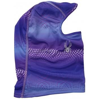 Фото Балаклава Kyd's T-Hot (626258-541), Цвет - светло-фиолетовый принт, Балаклавы