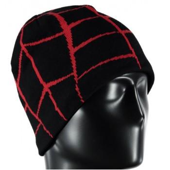 Фото Шапка Web (626322-001), Цвет - черный, красный, Шапки и повязки