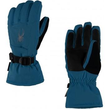 Фото Перчатки горнолыжные Synthesis Gore-Tex (726065-400), Цвет - синий, серебристый, Горнолыжные перчатки