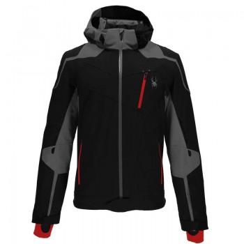 Фото Куртка горнолыжная BROMONT (783212-001), Цвет - черный, серый, красный, Горнолыжные куртки