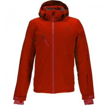 Фото Куртка горнолыжная ALYESKA (783222-622), Цвет - красный, Горнолыжные куртки
