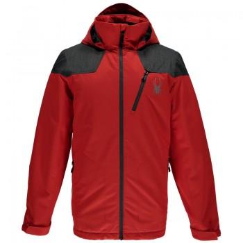 Фото Куртка горнолыжная VYRSE (783330-622), Цвет - оранжевый, серый, Горнолыжные куртки