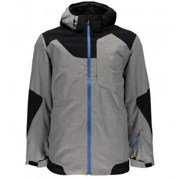 Фото Куртка горнолыжная Chambers (783364-079), Цвет - серый, черный, Горнолыжные и сноубордные