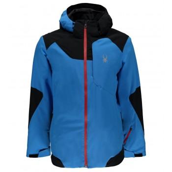 Фото Куртка горнолыжная Chambers (783364-434), Цвет - синий, черный, Горнолыжные и сноубордные