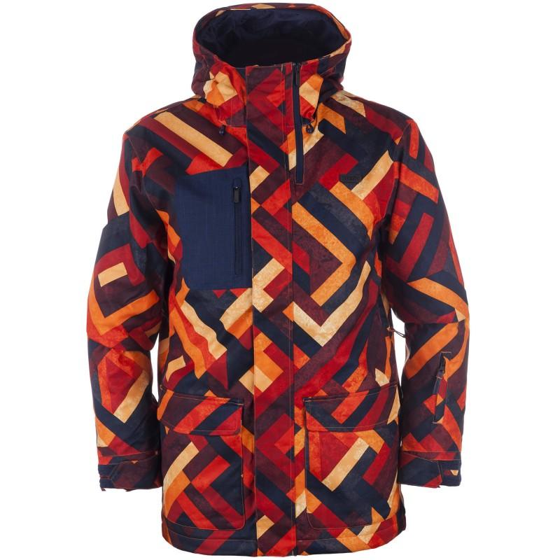 Мужская куртка для сноуборда - marathon.ua
