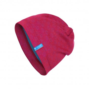 Фото Шапка TRAIN BEANIE (TW04AWAKSM510-480), Цвет - красный, синий, Шапки и повязки