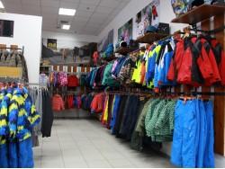 Магазин Марафон СТОК в ТЦ «Макрос» (Киев) - фото 3