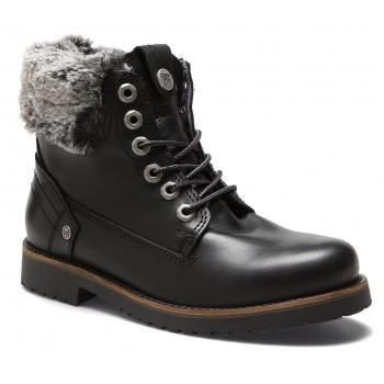 Фото Ботинки CREEK ALASKA LTH (WL182506-062), Цвет - черный, Городские ботинки
