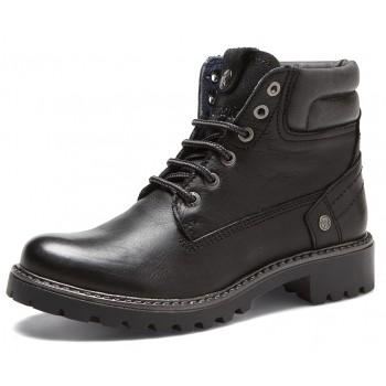 Фото Черевики CREEK LEATHER (WL92503A-062), Колір - чорний, Міські черевики
