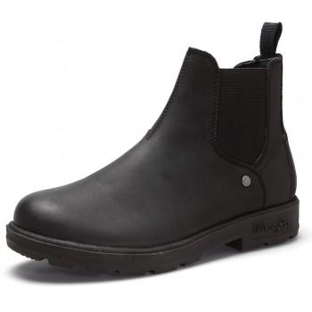 Фото Ботинки BUDDY (WM182160-296), Цвет - черный, черный, Городские ботинки